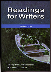 Reading for Writers 14th